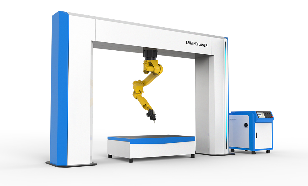 robot-fiber-laser-cutting machine