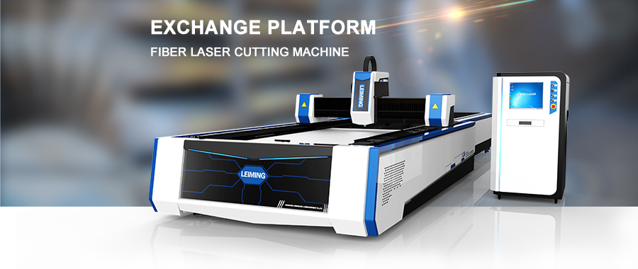 Exchange table fiber laser metal cutter 01