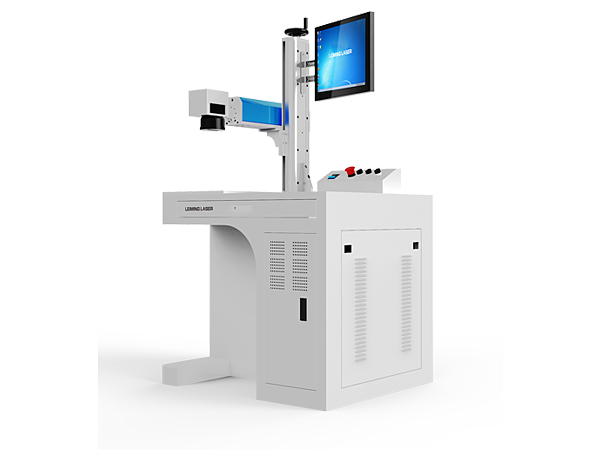 LMN200F fiber laser marking machine